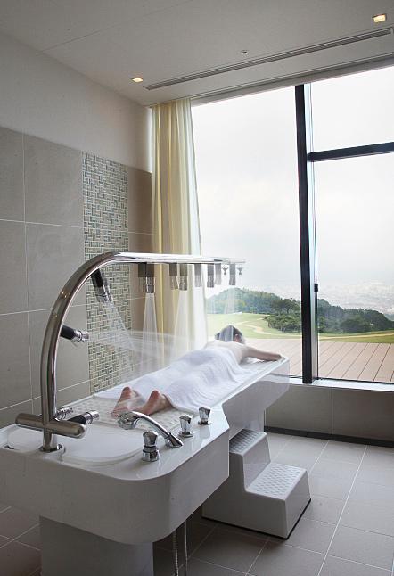 スパ・ペボニア 日本平ホテル
